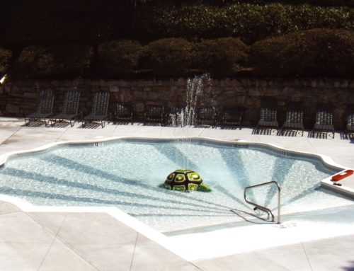 Leewood Golf Club Swimming Pool, Eastchester, NY
