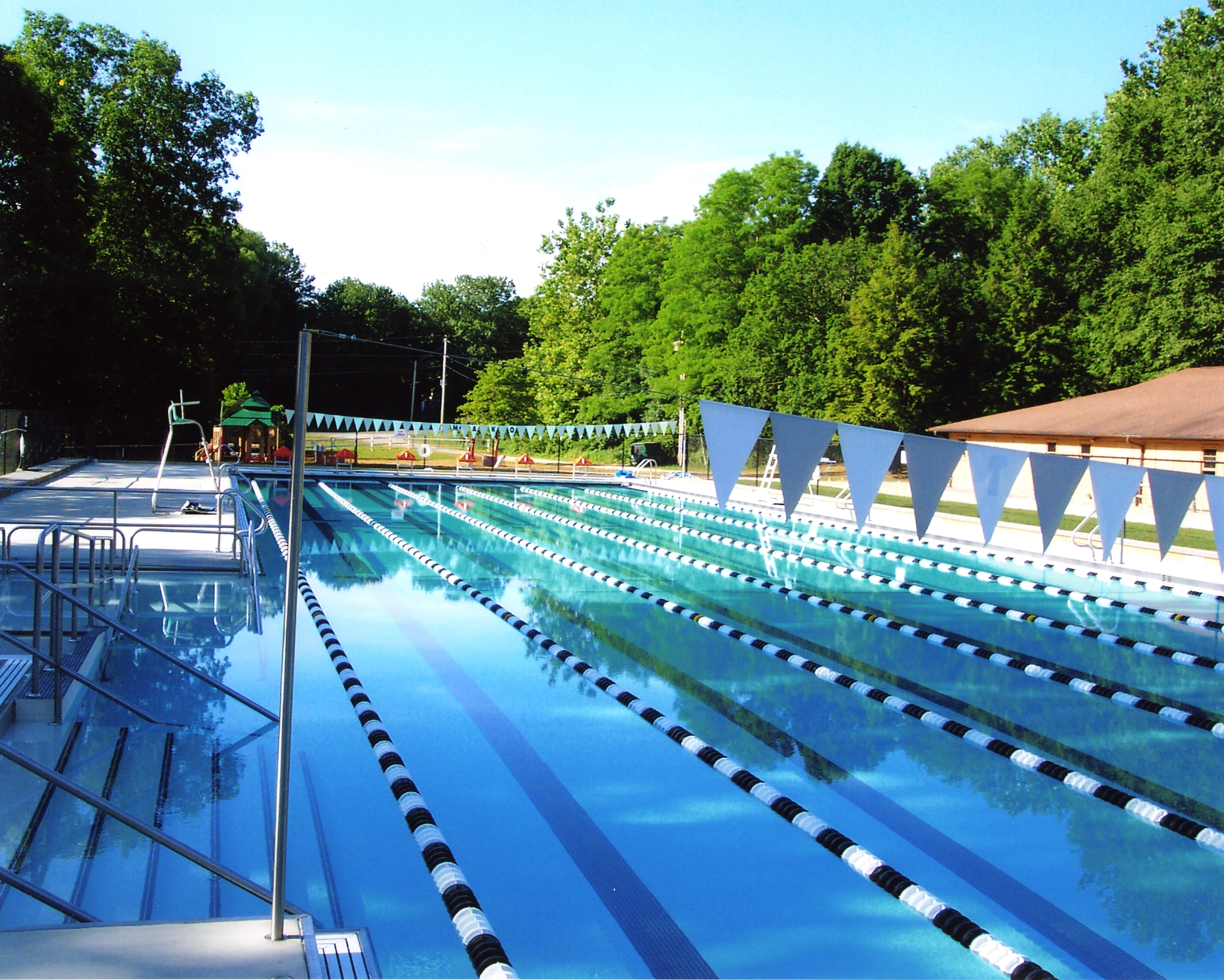 YMCA Swimming Pool, Brookfield, CT