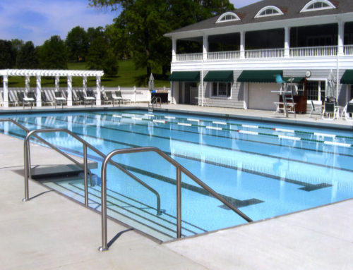 Darien Country Club Pool