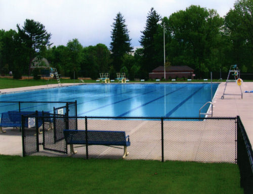 Waveny Park Municipal Swimming Pool, New Canaan, CT