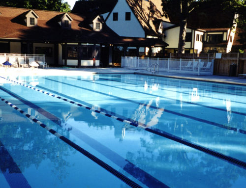 Milbrook Country Club Pool, Greenwich, CT